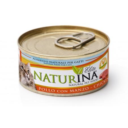 Naturina filet kurczaka z wołowiną 70g