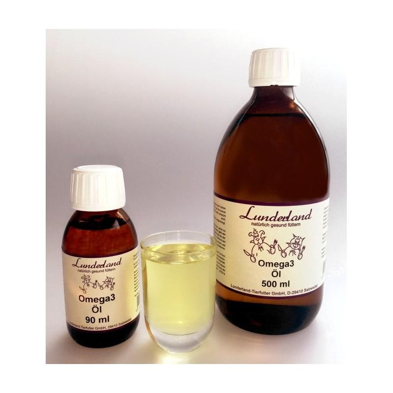 Lunderland olej Omega 3