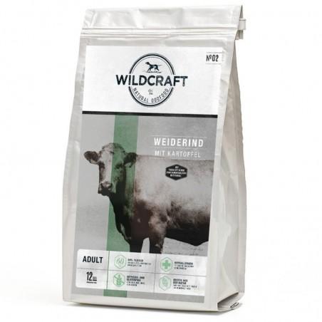 WildCraft Wołowina z ziemniakami 1 kg