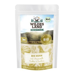 Wildes Land Dog Bio kurczak