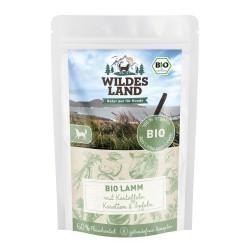 Wildes Land Dog Bio Lamm - jagnięcina z ziemniakami