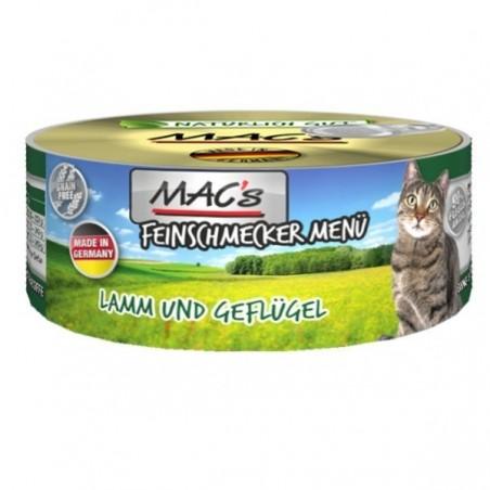 MAC's Feinschmecker Jagnięcina i drób 100g