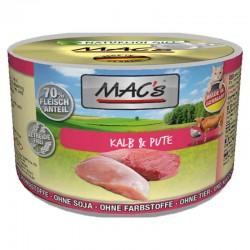 MAC's Cielęcina z indykiem 200g