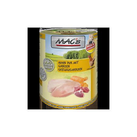 MAC's Kurczak i serca kurczaka 400g