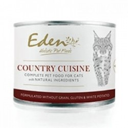 Edn cat Country Cuisine 200g