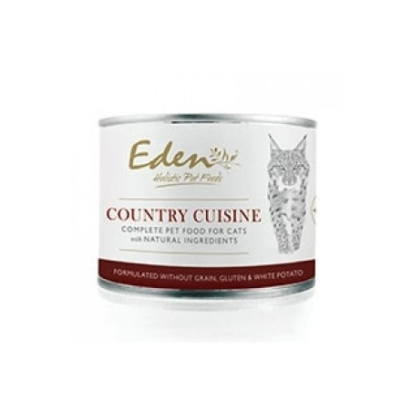 Eden cat Country Cuisine 200g