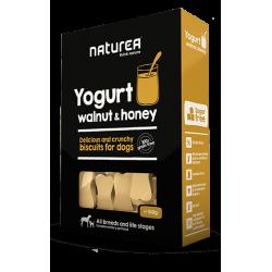 Naturea Biszkopty - jogurt z orzechami i miodem