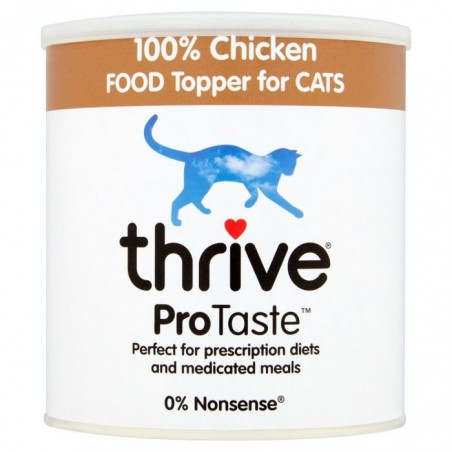 Thrive ProTaste Chicken Topper dla kotów - 170g