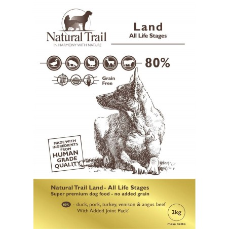 Natural Trail Land 12 kg