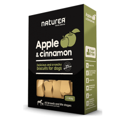 Naturea Biszkopty - jabłko, cynamon