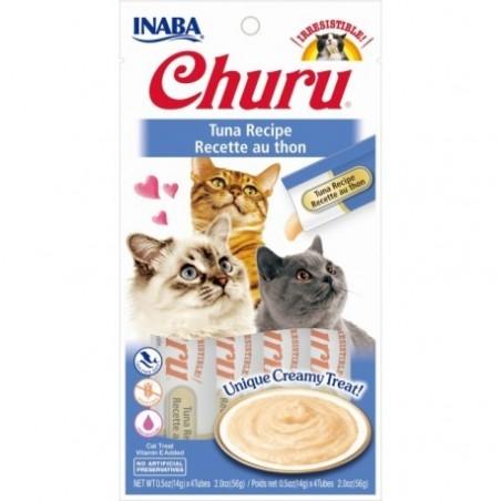Churu przysmak dla kotów Tuńczyk 4x14g