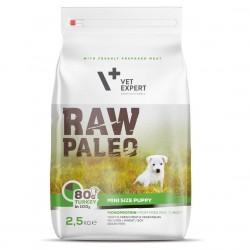 Raw Paleo dla szczeniąt małych ras 2,5kg