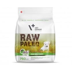Raw Paleo dla szczeniąt małych ras 750g