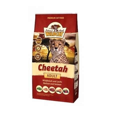 WildCat Cheetah dziczyzna, łosoś, indyk