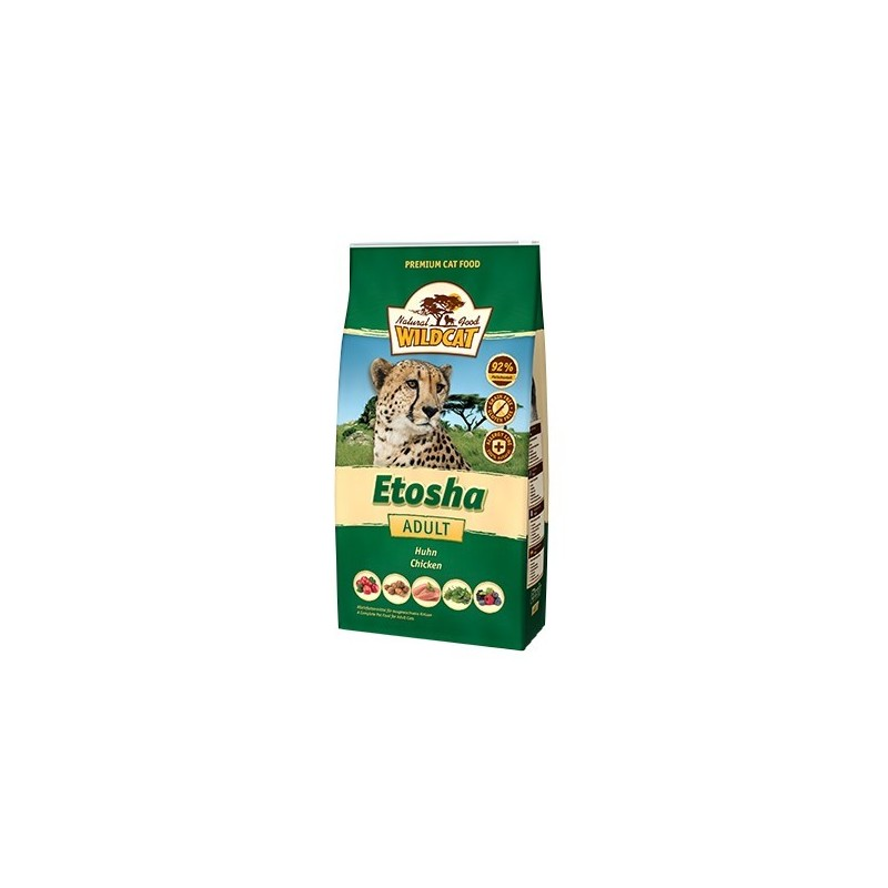 Wildcat Etosha - drób i zioła
