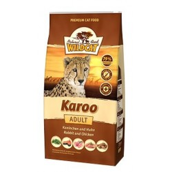 Karma WildCat Karoo - królik, indyk, kurczak, łosoś