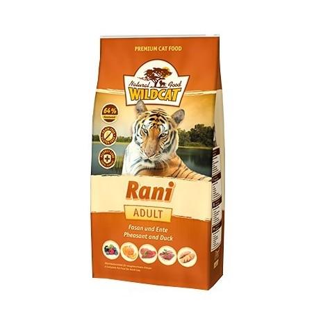 Wildcat Rani - bażant, kaczka z batatami