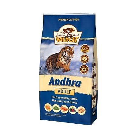 Wildcat Andhra - ryba i bataty