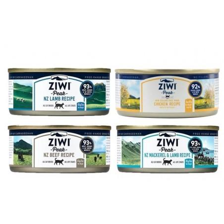 ZiwiPeak Daily Cat zestaw 4 smaków 85g