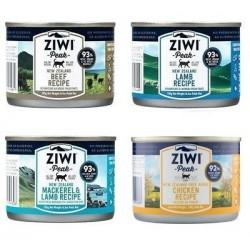 ZiwiPeak Daily Cat zestaw 4 smaków