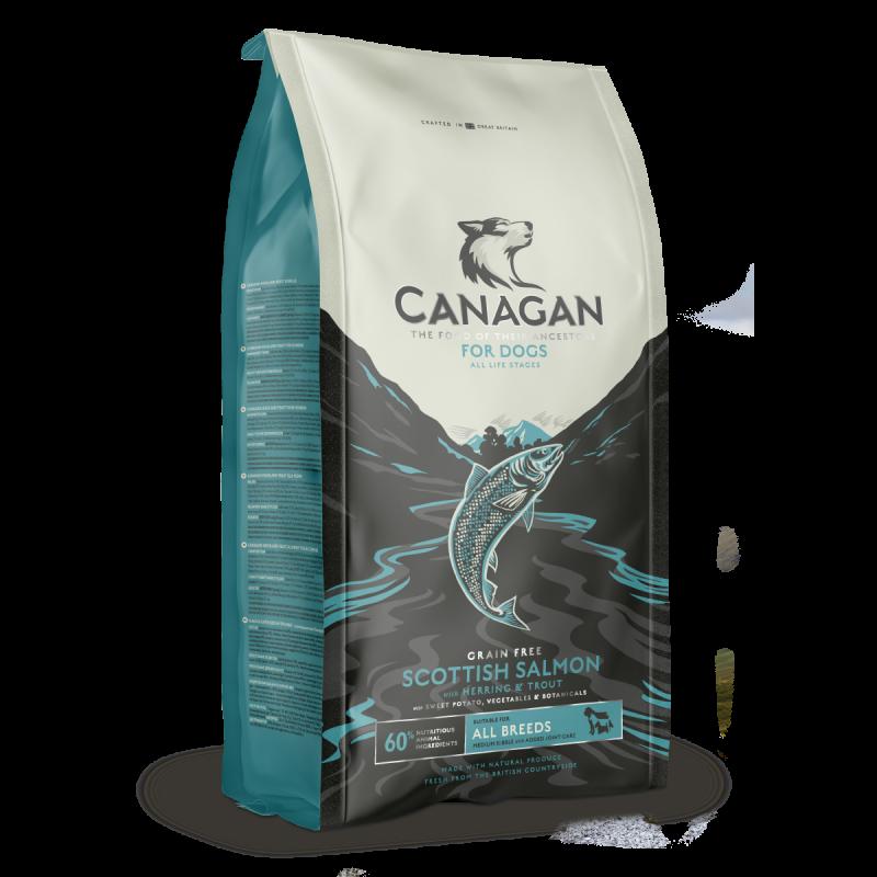 Canagan Dog Scottish Salmon 2 kg