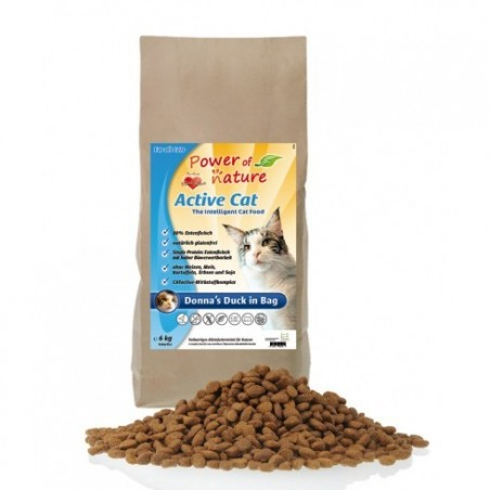 Power of Nature Active Cat Donna's Duck Kaczka 2 kg