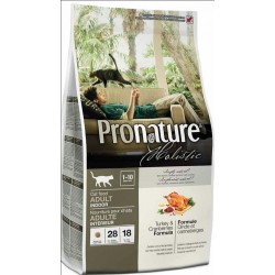 Pronature Holistic Cat Indoor Turkey&Cranberries