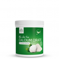 Pokusa RawDietLine Calcium Citrate 250g - cytrynian wapnia