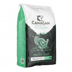 Canagan Small Breed Turkey Dental 2 kg