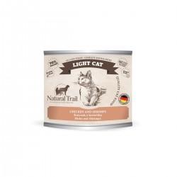 Natural Trail Light Cat - Kurczak z krewetką 200g