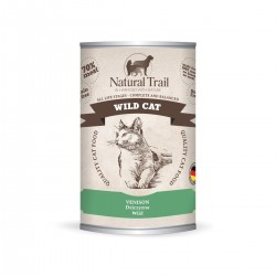Natural Trail Wild Cat - dziczyzna 400g