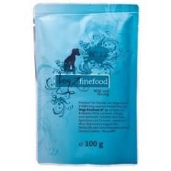 Dogz Finefood nr.12 Dziczyzna i śledź puszka 100g