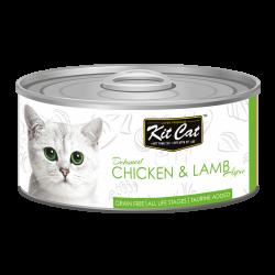 Kit Cat Chicken lamb - kurczak z jagnięciną
