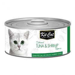Kit Cat Tuna Shrimp - tuńczyk i krewetka