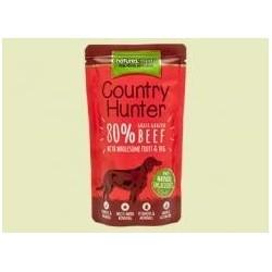 Natures Menu Country Hunter Dog wołowina 150g