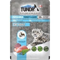 Tundra Cat Turkey Game - indyk i jeleń 85g
