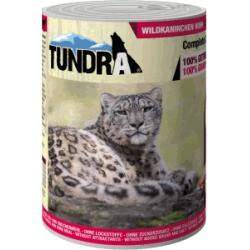 Tundra Cat Królik i kurczak 400g