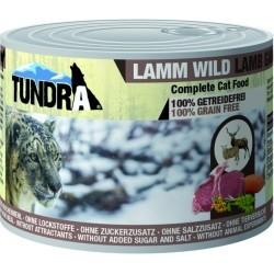 Tundra Cat Jagnięcina i dziczyzna 200g