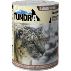 Tundra Cat Jagnięcina i dziczyzna 400g