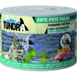 Tundra Cat Kaczka, indyk i bażant 200g