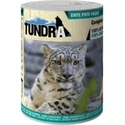 Tundra Cat Kaczka, indyk i bażant 400g