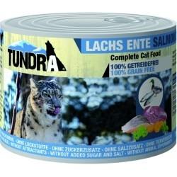 Tundra Cat Łosoś z kaczką 200g