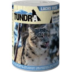 Tundra Cat Łosoś z kaczką 400g