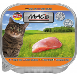 Mac's indyk pur - tacka 85g