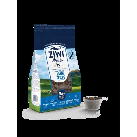 ZiwiPeak Air Dried Dog Food Lamb Jagnięcina 2,5 kg