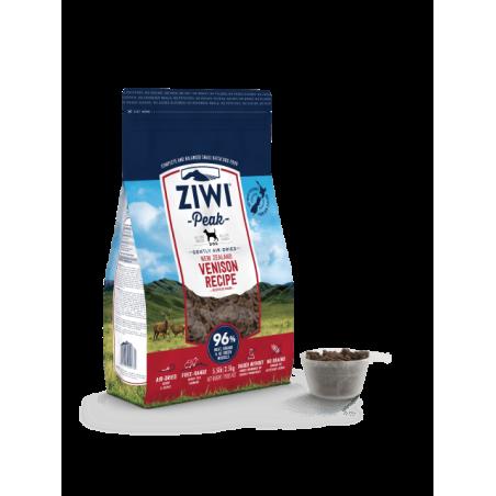ZiwiPeak Air Dried Dog Food Dziczyzna 2,5 kg