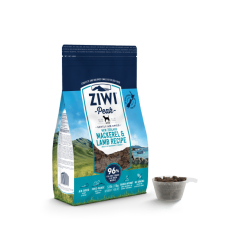 ZiwiPeak Air Dried Dog Food Mackerel & Lamb Makrela z jagnięcina