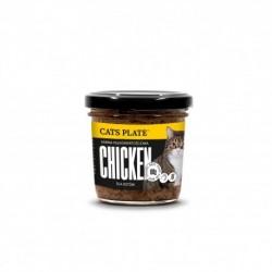 Cats Plate Chicken - udo kurczaka 100g
