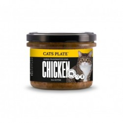 Cats Plate Chicken - udo kurczaka 180g