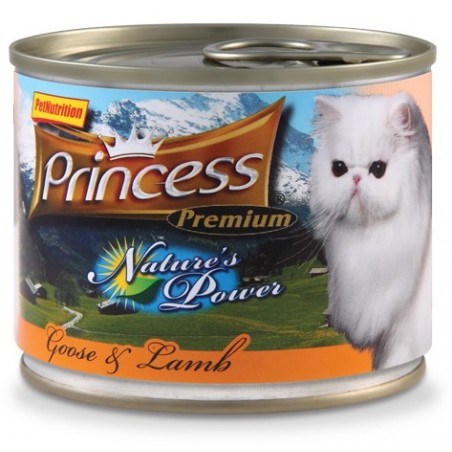 Princess Premium Nature's Power Gęś i Jagnięcina